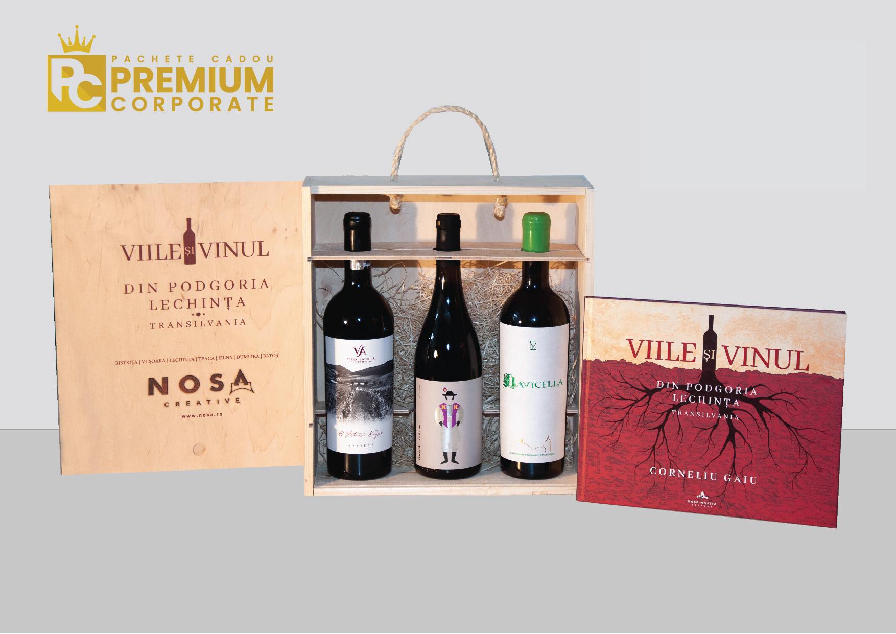 Pachet Premium Corporate 499 lei